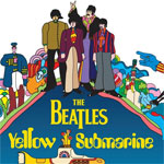 Los Beatles y su Yellow Submarine digital